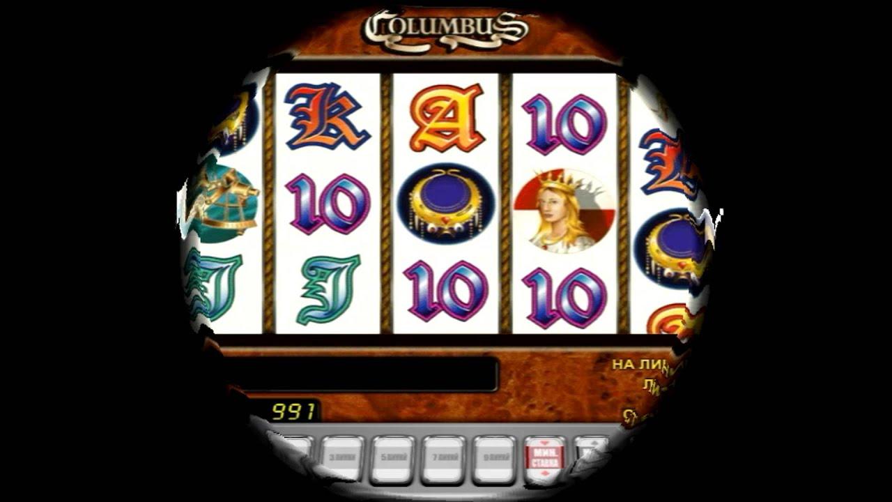 Заметки - Деньги и финансы - Игровой автомат Колумб правила и.